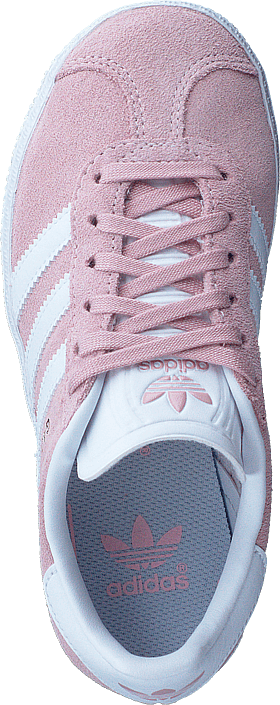 adidas Originals - Gazelle C Icey Pink F17/White/Gold Met