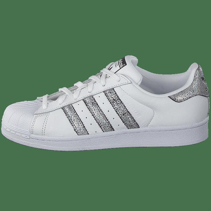 zwart witte adidas schoenen dames