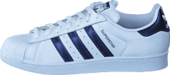 Superstar W Ftwr Wht/Purple Night Met/Wht