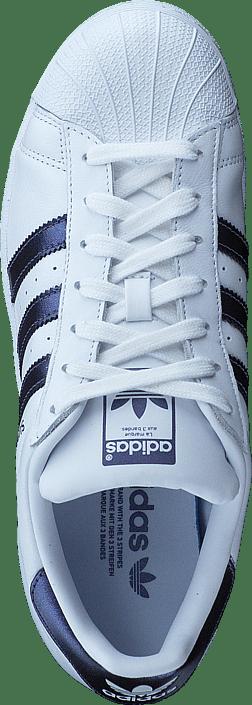 Kjøp Adidas Originals Superstar Wwr Wht/purple Night Met/wht Sko Online