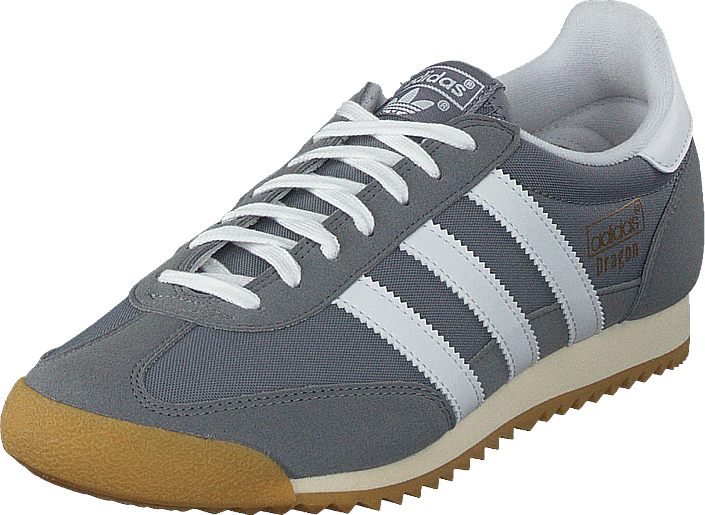 sports shoes c232b 15853 adidas Originals - Dragon Og Grey Ftwr White Ecru Tint S18
