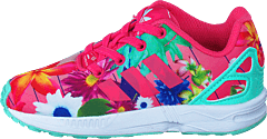 Zx Flux El I Real Pink S18/Ftwr White