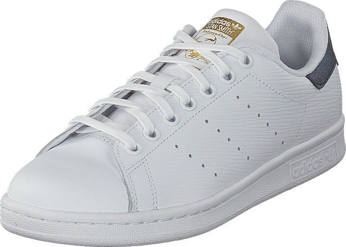 Stan Smith J Ftwr WhiteGold Met.