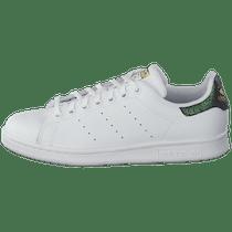 adidas Originals Stan Smith J Ftwr WhiteGold Met. Schuhe