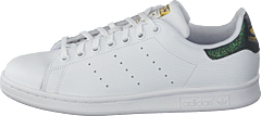 Stan Smith J Ftwr White/Gold Met.