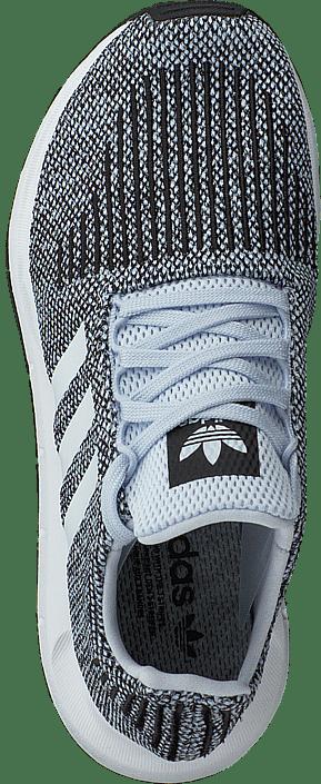 97ed51acf0f18 Buy adidas Originals Swift Run Aero Blue Ftwr Wht Core Black grey ...