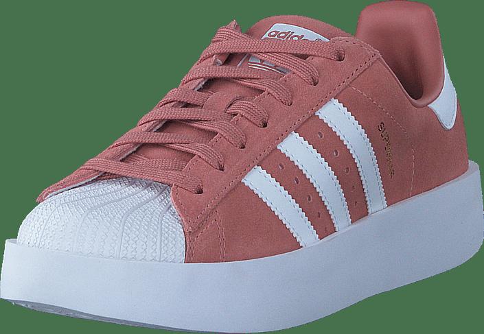 adidas superstar roze gold