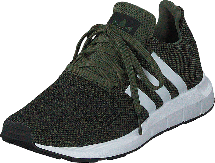 adidas Originals SWIFT RUN Sneakers base greenfootwear