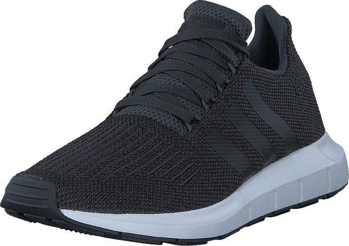 adidas Originals - Swift Run Carbon/Core Black/Grey Heather