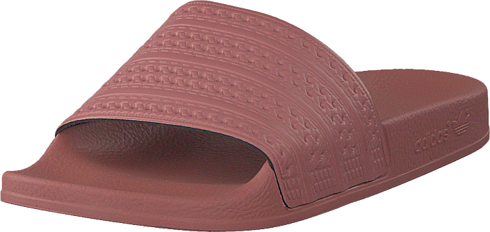 adidas Originals - Adilette W Ash Pink/Ash Pink/Ash Pink