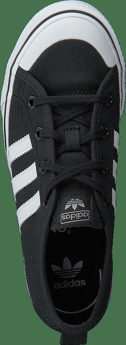 adidas Originals - Nizza C Core Black/Ftwr White