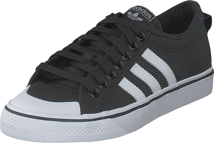 adidas Originals - Nizza Core Black/Ftwr White