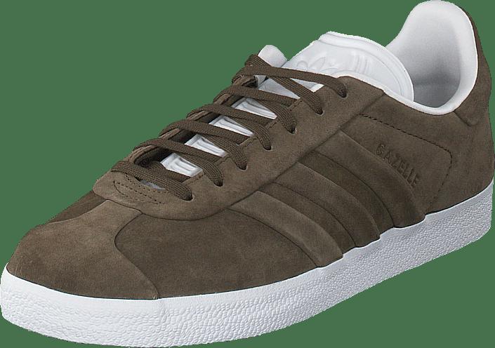 Sko Originals Sportsko Brune Online Gazelle branch White 60038 18 Stitch Turn And Og ftwr Branch Adidas Køb Sneakers qUAxZvCA
