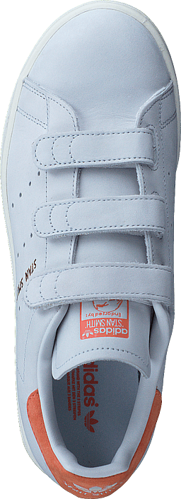 adidas Originals - Stan Smith Cf W Crystal White/Trace Orange S18