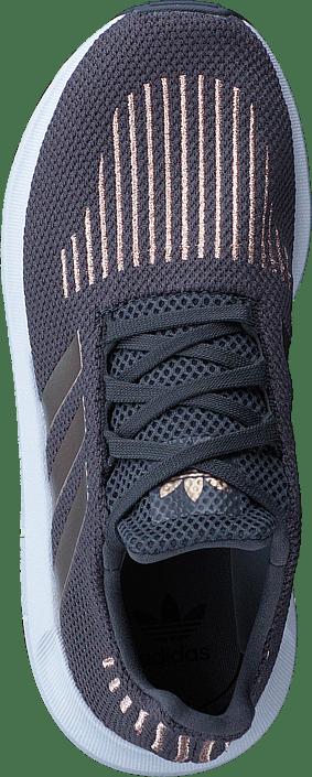 adidas Originals - Swift Run C Grey Five/Copper Met/Ftwr Wht