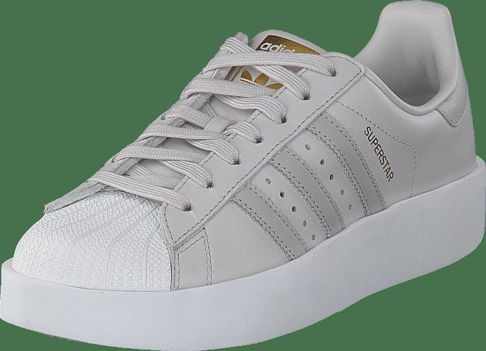 Superstar Bold W Grey Two F17/Ftwr White