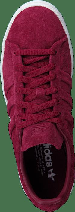 adidas Originals Campus Stitch And Turn Mystery Ruby F17/Ftwr White 215487793