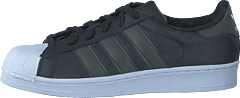 Superstar J Core Black/Ftwr White