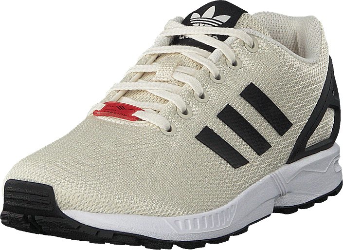 adidas Originals - Zx Flux Off White/Core Black/FtwrWhite
