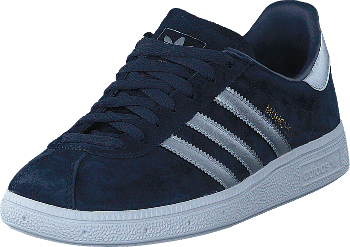 Comprar adidas Originals azul Munchen Trace 11134 azul/ plata/ blanco Ftwr blanco azul zapatos 777e63e - omkostningertil.website