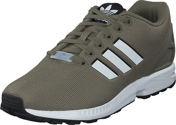 9e6e318e80890 Buy adidas Originals Zx Flux Trace Cargo Ftwr White Black grey Shoes ...