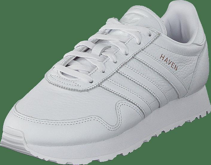 adidas Originals - Haven Ftwr White/Copper Flat-Sld