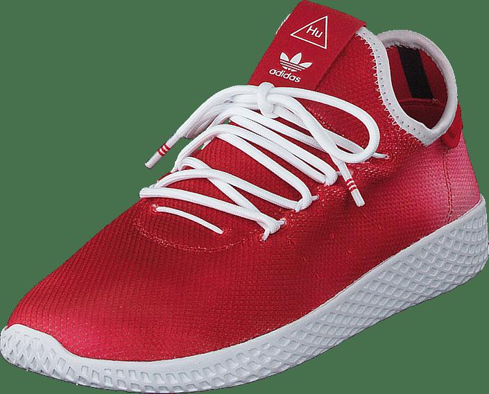 brand new 2fe0a 01771 adidas Originals - Pw Hu Holi Tennis Hu Scarlet Ftwr White Ftwr White