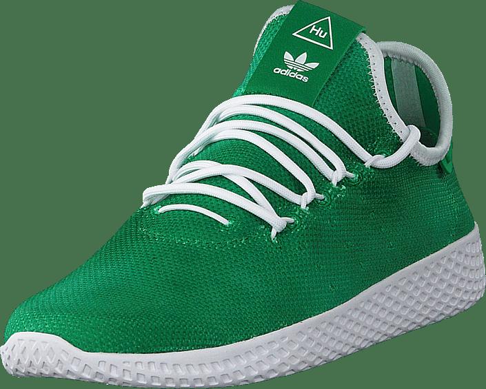 62685b579b1 Buy adidas Originals Pw Hu Holi Tennis Hu Green Ftwr White Ftwr ...