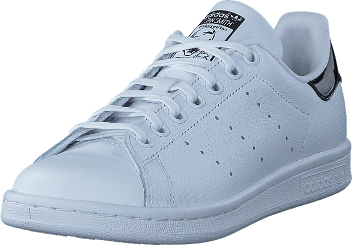 timeless design 059b8 3cccf adidas Originals - Stan Smith J Ftwr White Core Black