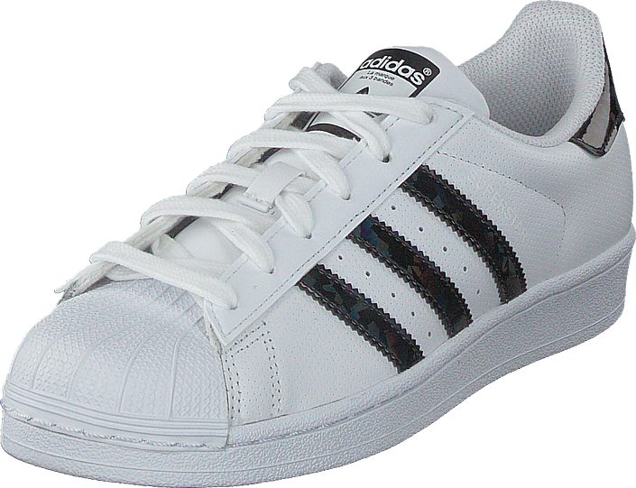adidas Originals - Superstar J Ftwr White/Core Black/White