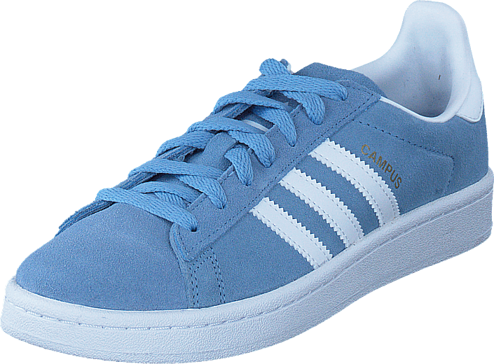 adidas Originals - Campus J Ash Blue S18/Ftwr White