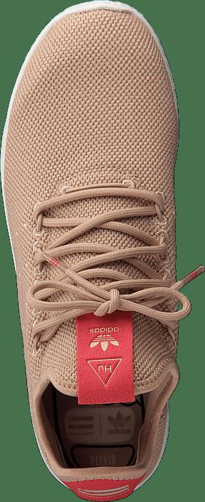 adidas Originals Sko PW Tennis HU LinenLinenCore White