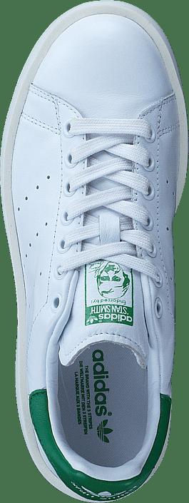 Sko Online Bold White Ftwr Smith Kjøp ftwr Originals W Hvite green Stan Adidas White Sneakers qwOI7