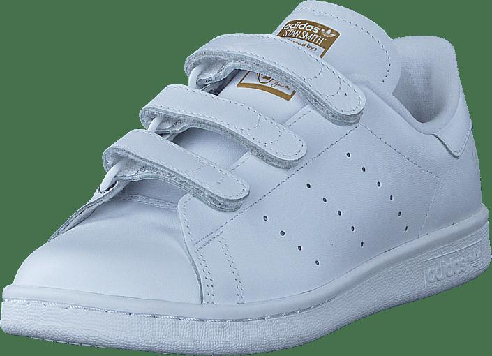 Sneakers Stan Met White Cf gold ftwr White Online Smith Adidas Sko Originals Kjøp Hvite Ftwr q8SR6E8v