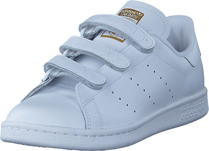 new concept ca6da 52939 Stan Smith Cf Ftwr White/Ftwr White/Gold Met
