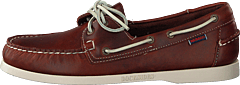Docksides Brown Oiled Waxy Lea