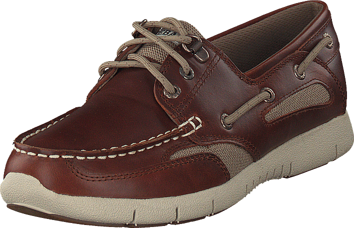 Sebago - Clovehitch Lite Brown Oiled Leather