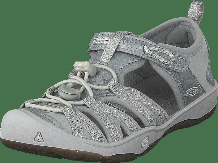 Moxie Sandal Kids Silver