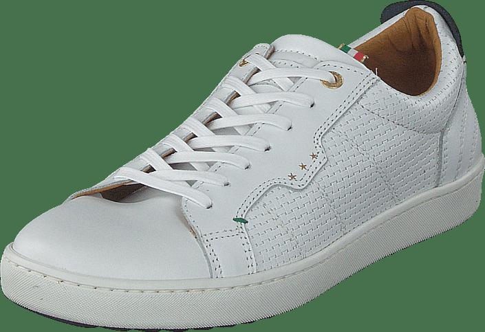 Pantofola d'Oro - Canaverse Uomo Low Bright White