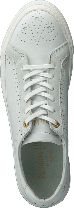 Napoli Donne Low White