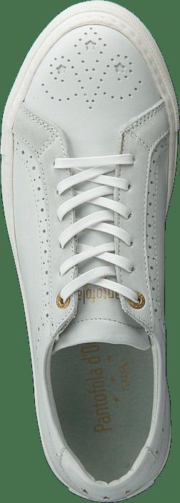 Pantofola d'Oro - Napoli Donne Low White