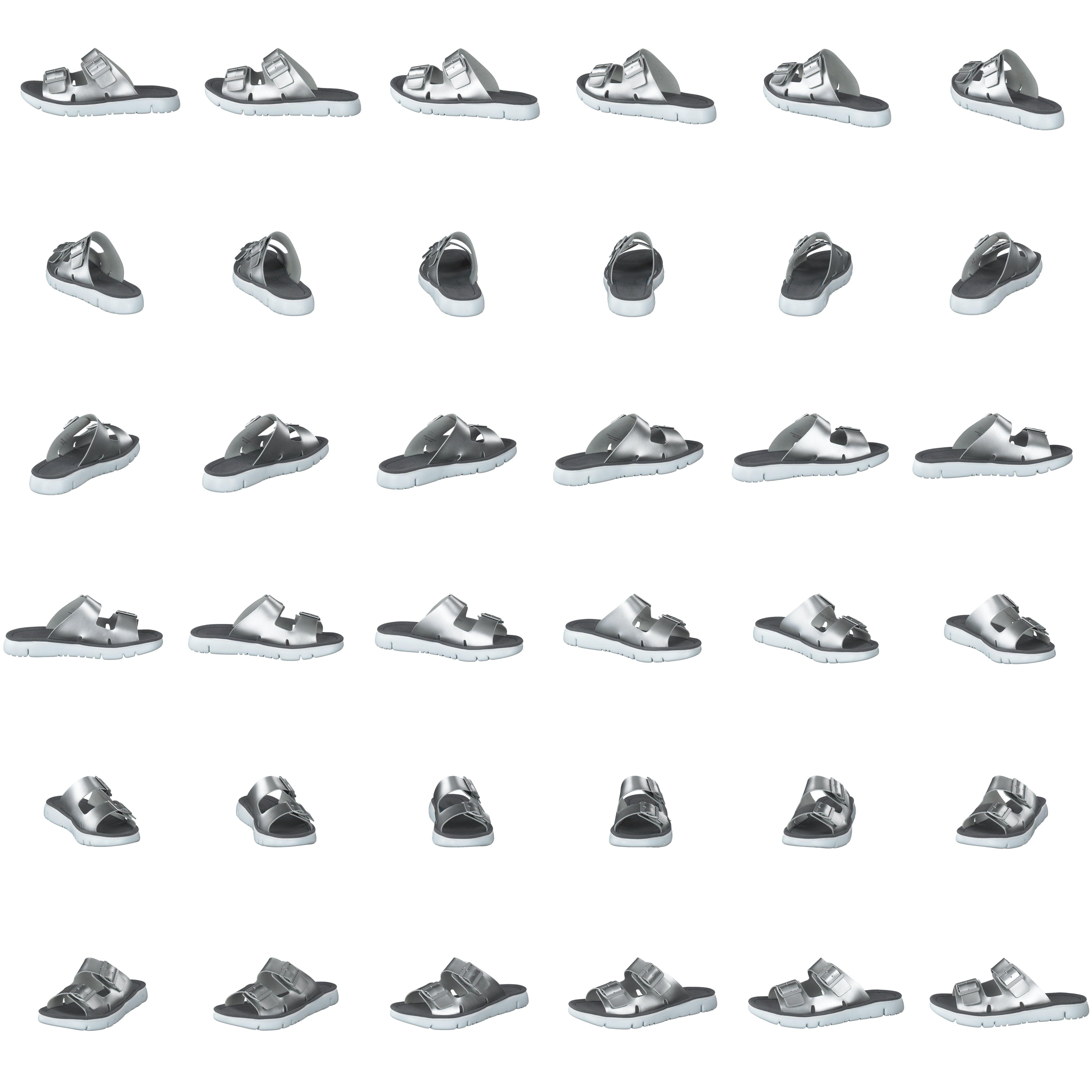 Oruga Sandal Medium Grey