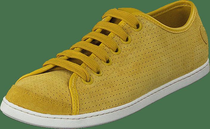 Uno Sko Medium Sneakers Yellow Kjøp Online Camper Gule UWcffn15