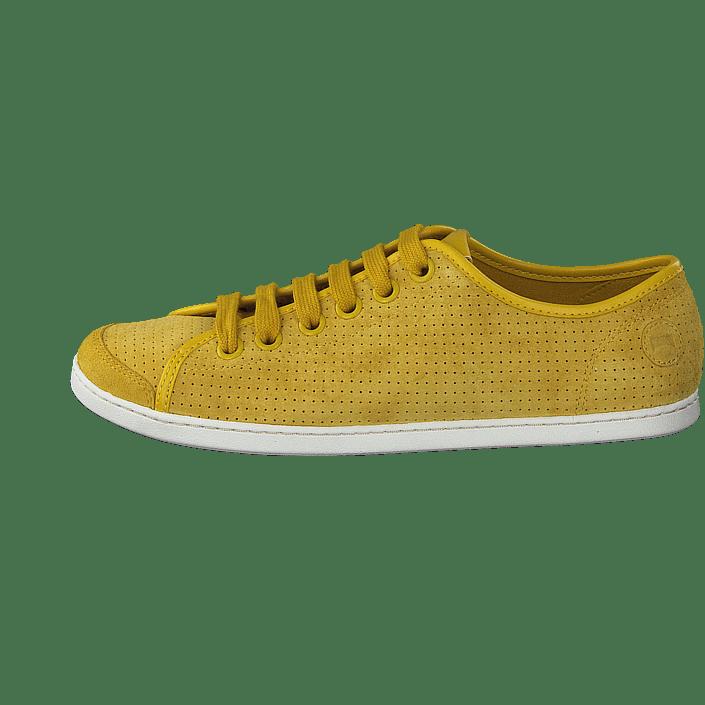 Kjøp Camper Uno Medium Yellow sko Online | FOOTWAY.no