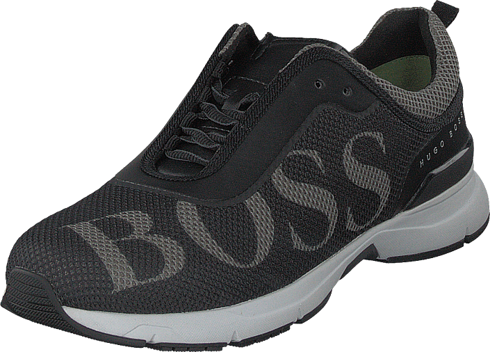 Boss Green - Hugo Boss - Velocity_runn_logo Black