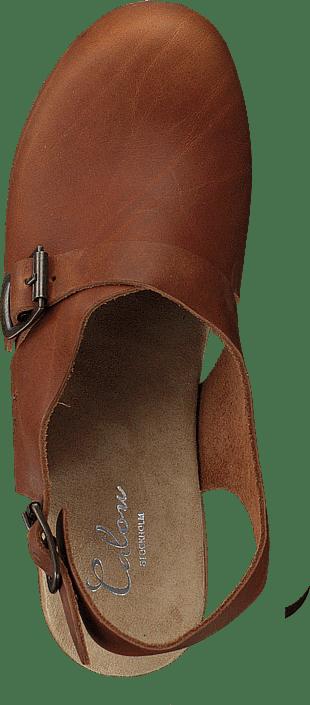Brune Cuero Soft Heels Online Kjøp Sko Calou Brown Astrid OIXIB