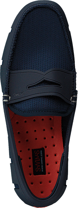 41711f3a1f2 Buy Swims Penny Loafer Navy black Shoes Online