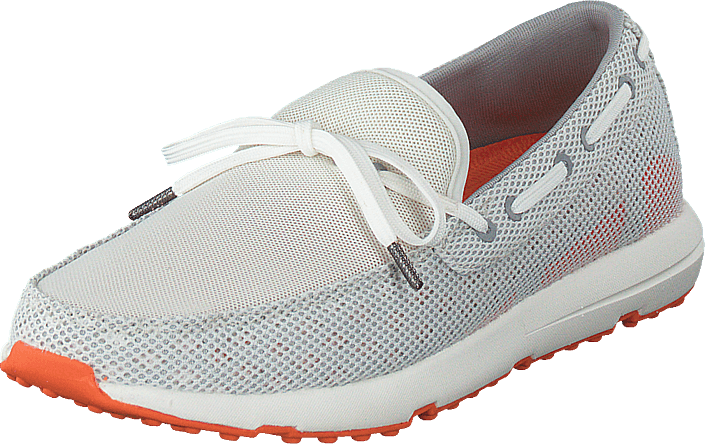 Swims - Breeze Leap Laser Lace Light Grey/White/Orange
