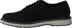 Barry Derby Knit Black/Gray/Graphite