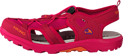 Sandvika Fuchsia/Orange